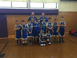 #SGS JV Boys with their Trophy