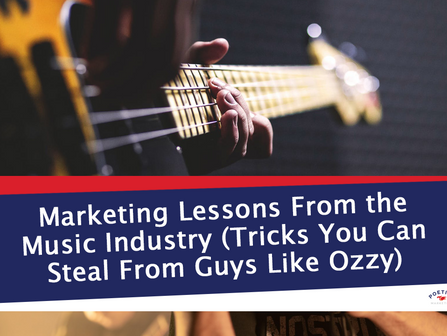 Marketing Lessons From the Music Industry (Tricks You Can Steal From Guys Like Ozzy)