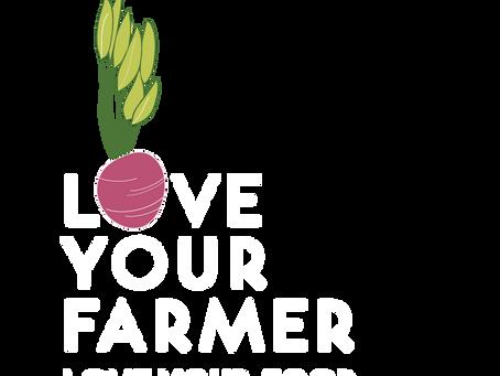 Love Your Farmer, Love Your Food 2019