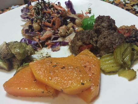Sunday Dinner -through the week: Meatballs and more! – Carol McFarland