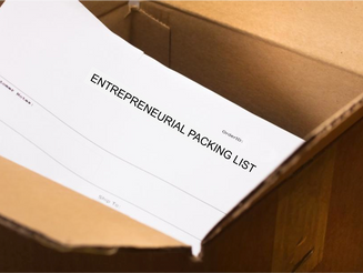 Do you have PACK, the ingredients to the secret sauce for entrepreneurial success?