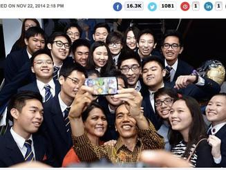 Was it strategic for Indonesian President Joko Widodo to fly economy?