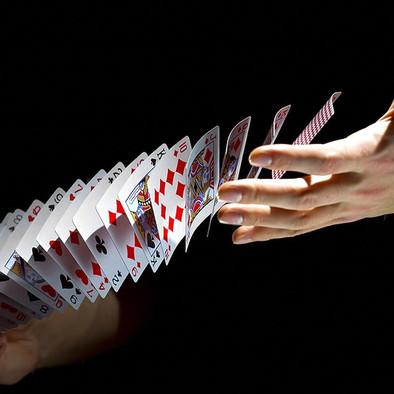 I don't gamble but I do take risks