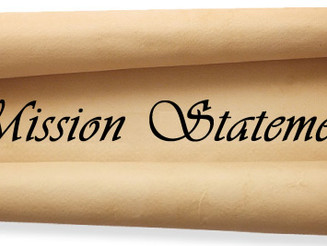 Your mission statement means more than just a bunch of words