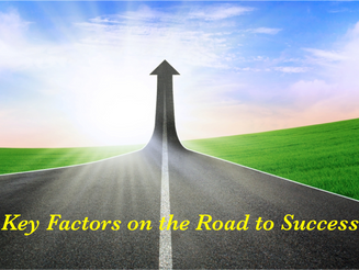 What does it take to be successful? – 6 key factors for all people in all situations