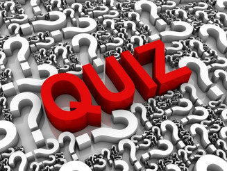 What is your strategic thinking quotient?  Take this test to find out!