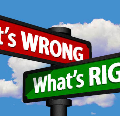 The power of not having to be right