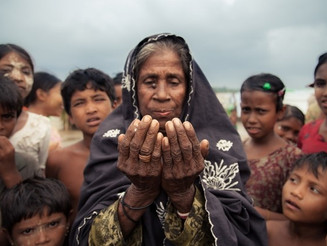 Singapore pledges support for the Rohingya problem - only after the US had done so!