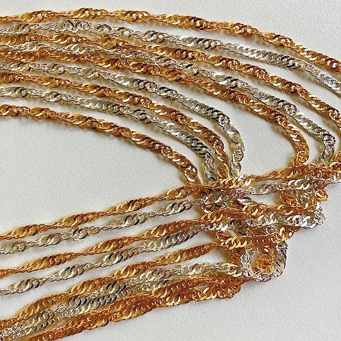 Twist Chains