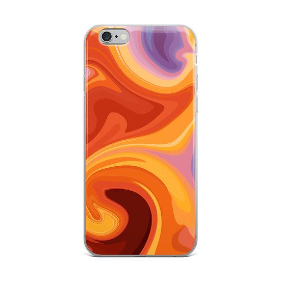 Orange Zest iPhone Case