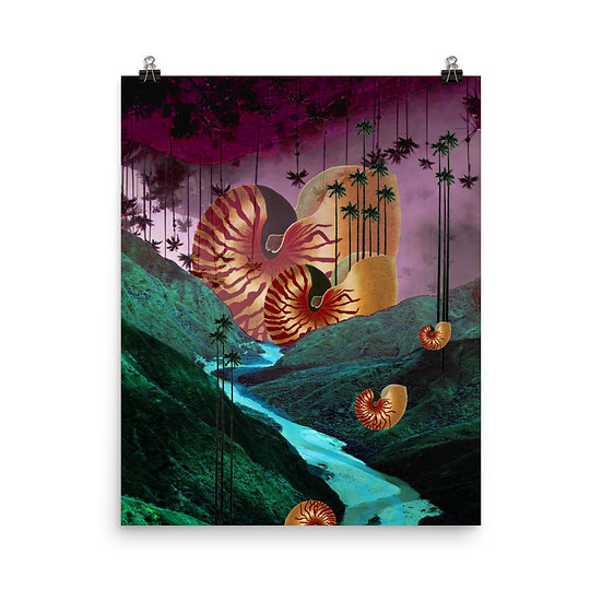 Colombian Fantasy Matte Print