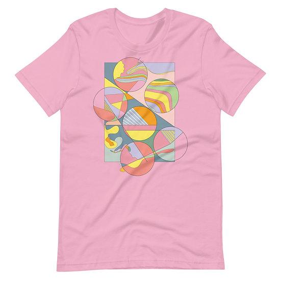 Earthscapes 1 Premium Unisex T-Shirt
