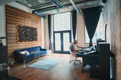 Top line private recording studio LA