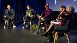 Meet the Creators guest panelists