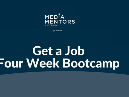 Get A Job! Four Week Bootcamp