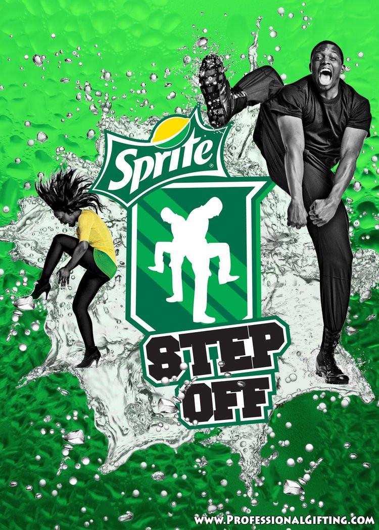 SPRITE STEP OFF