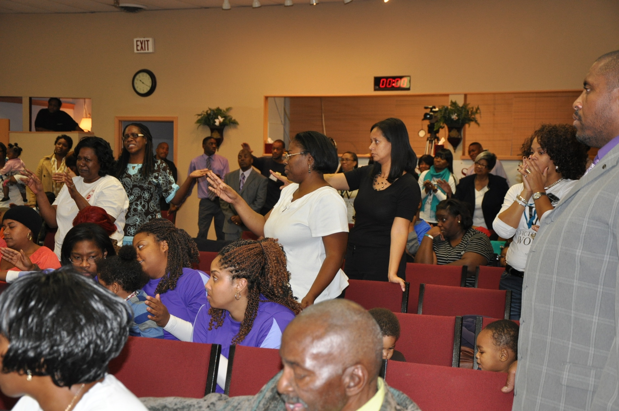 ELOHIM CHRISTIAN OUTREACH CENTER