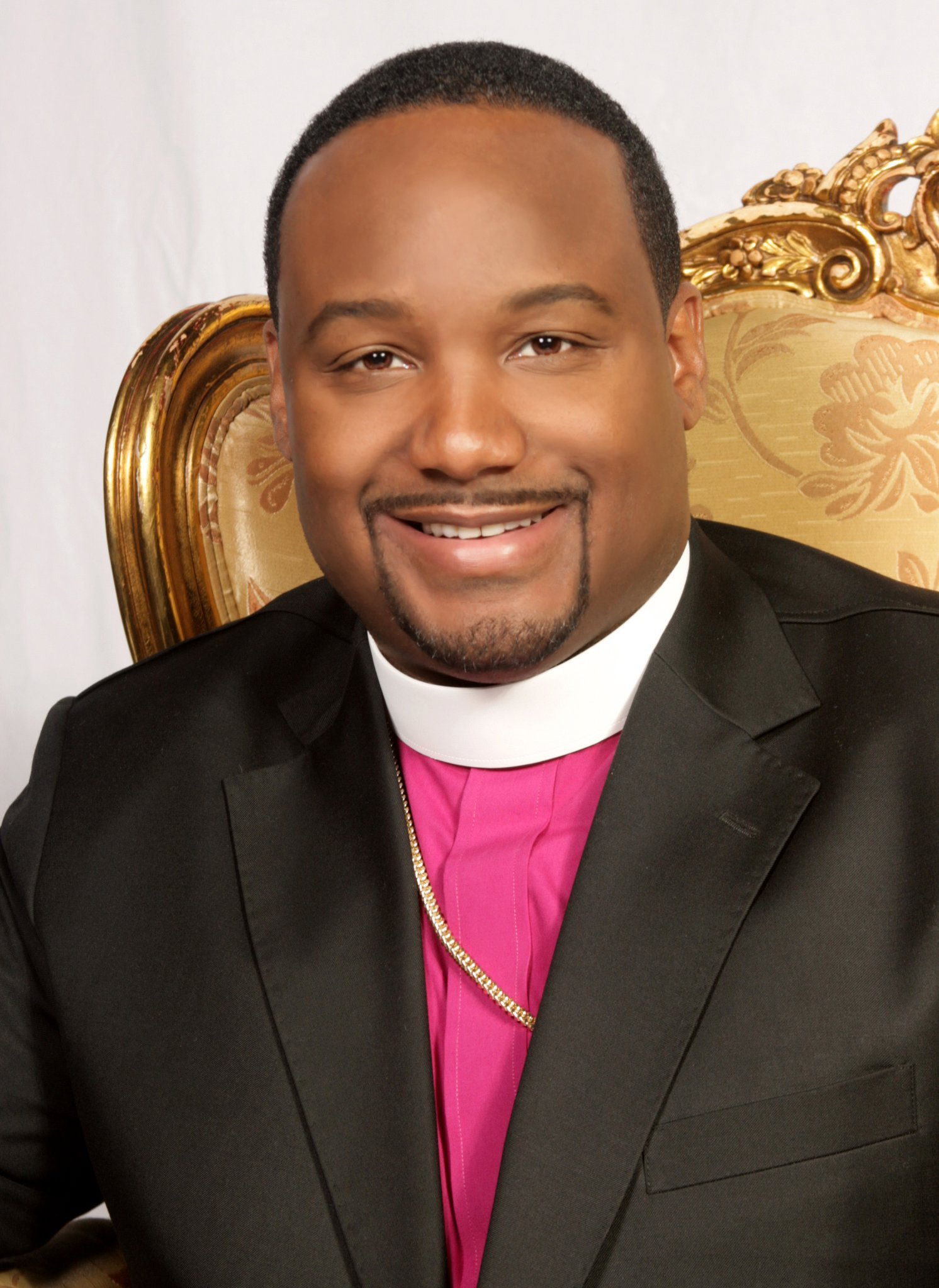 BISHOP ORRIN PULLINGS