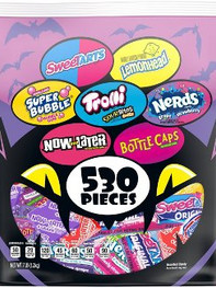 Brach's Halloween Assorted Sugar Candy Bag - 113oz/530ct