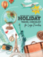 Holiday Travel Checklist for Large Famil