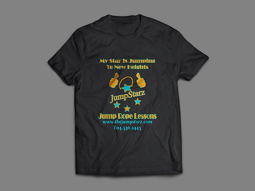 JUMPSTARZ iJUMP T-SHIRT (ADULT)