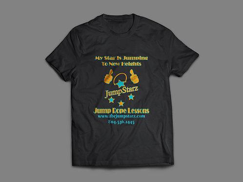 JUMPSTARZ PARENT T-SHIRT