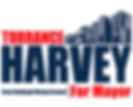 TORRANCE HARVEY FOR MAYOR