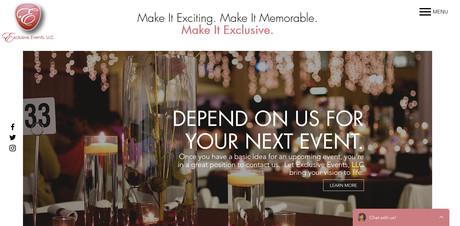 EXCLUSIVE EVENTS, LLC