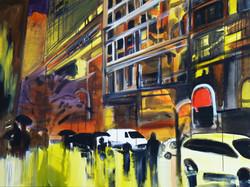 urban solitude, 120 x 160