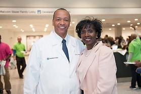 Dr.Charles Modlin and Senator Shirley  S