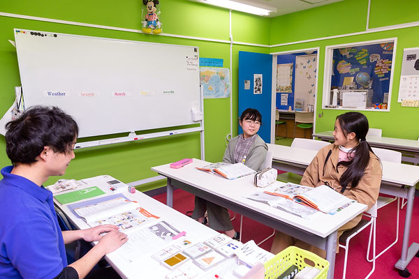 小学生 英会話クラス 仙台ノーベル学院