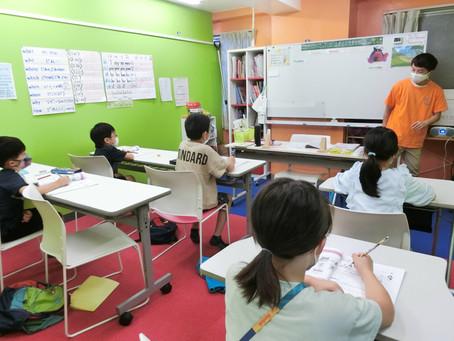 8級クラス@上杉校