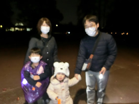 Fun Halloween with the Family!