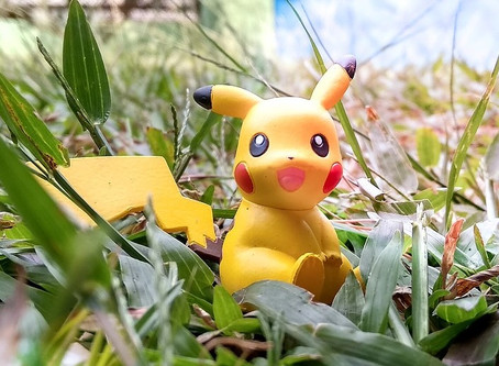 Olivier Knaepen >< Pikachu