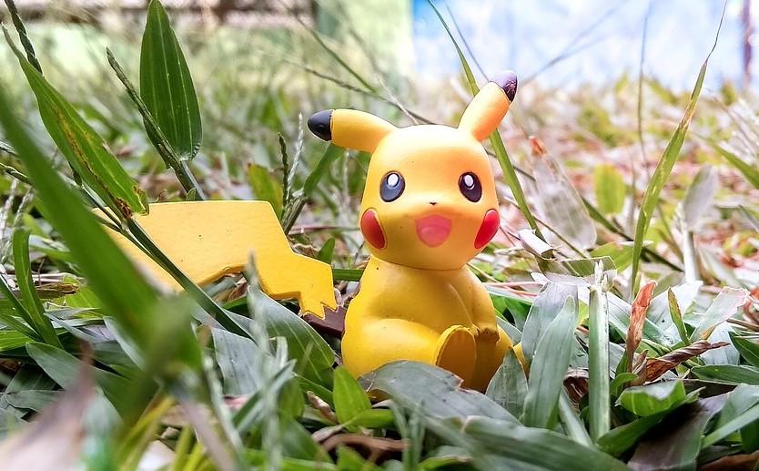 Détective privé ou...Pikachu