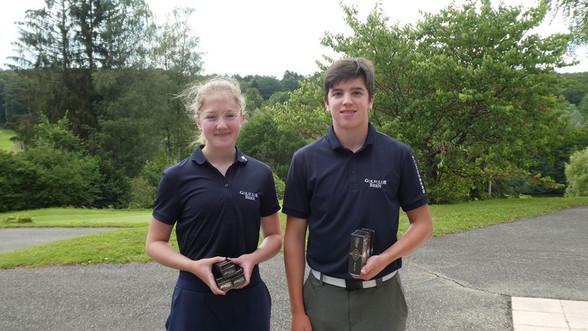 U16: Berner Doppelsieg in La Largue