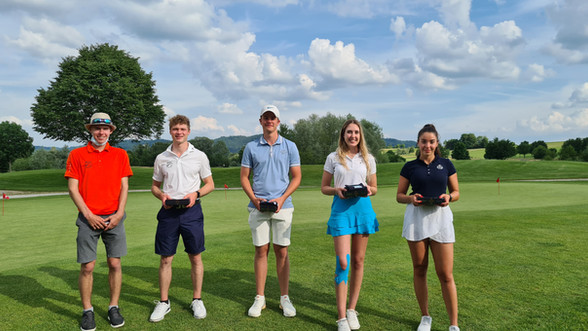 Swiss Golf U25-Turnier im Golfpark Moossee