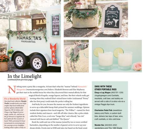 Charleston Wedding Magazines Summer 19 f