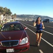 Scene-Esplanade Redondo Beach,CA