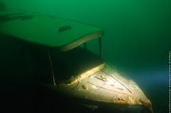 fresh water wreck