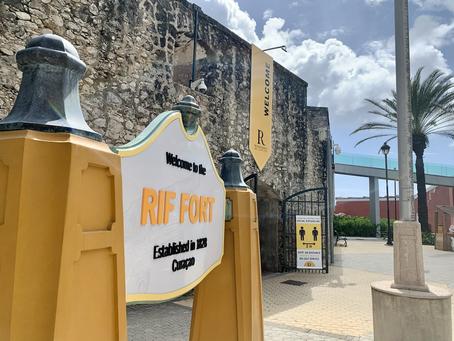 Curacao - Tag neunzehn, Abreise