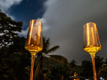 Curacao - Tag neun, Neujahr