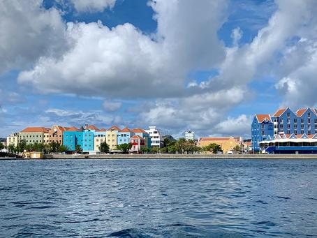 Curacao Tag sieben
