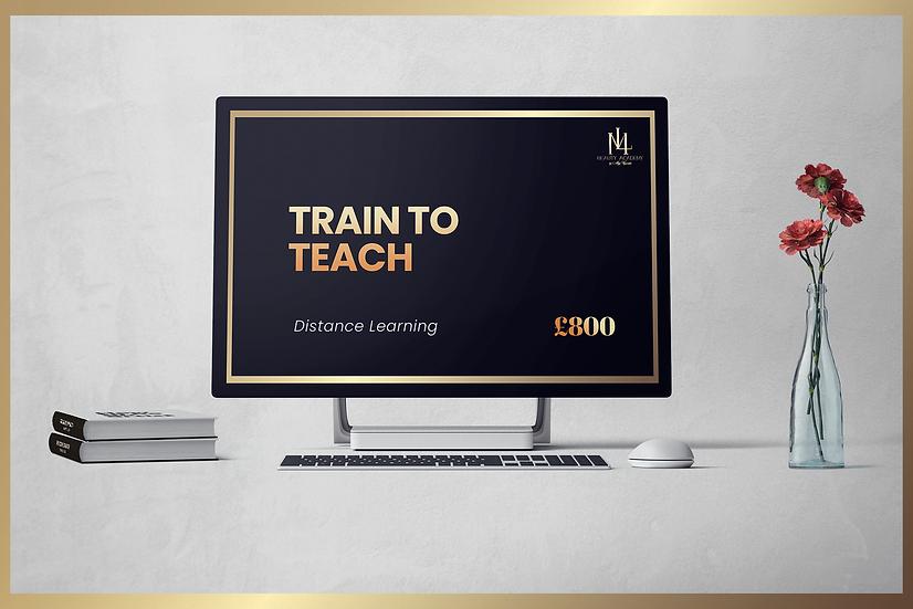 Train to Teach Distance Learning Educator Diploma