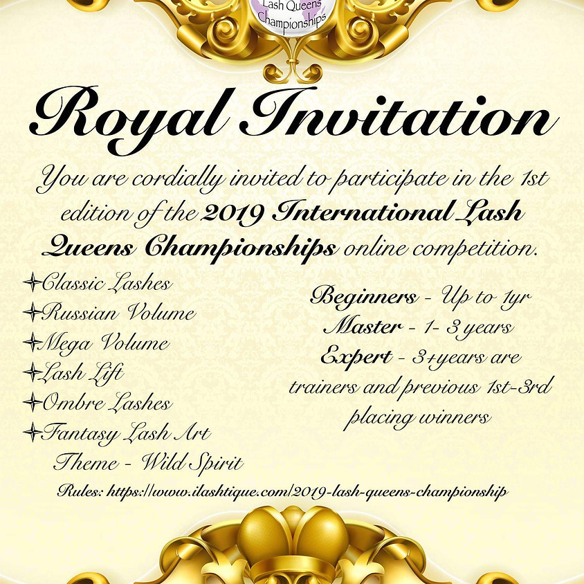 International Lash Queens Championship  2019