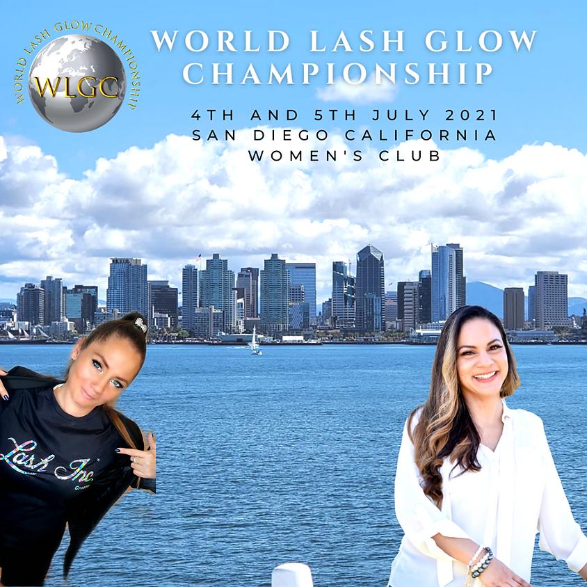 World Lash Glow Championship 2021