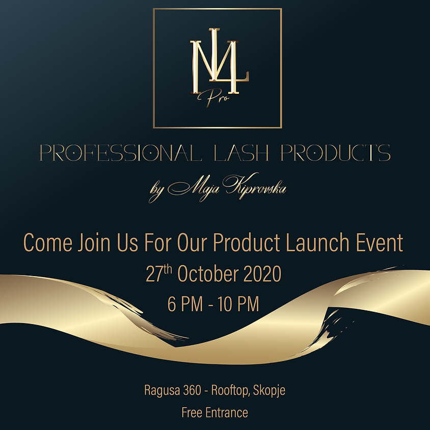 ML Pro Product Launch Event