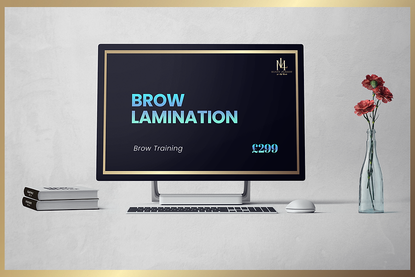 Brow Lamination Training Course