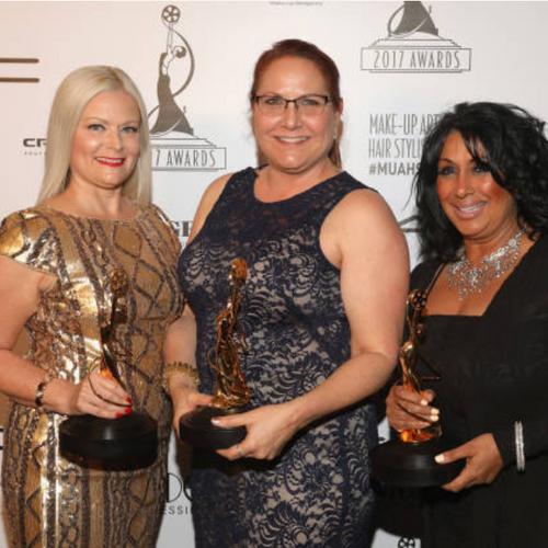2017-Makeup Artists and Hair Stylist Guild Awards-Winner A Chorus Line/Best Theatrical Makeup