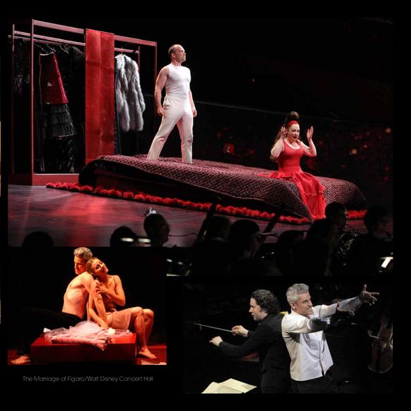 The Marriage of Figaro / Walt Disney Concert Hall